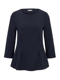 Tom Tailor T-shirt T SHIRT MET BOOTHALSLIJN 1016128XX70 10668