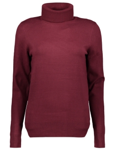 roll neck sweater j2046 30500018 saint tropez trui 7334 truffle