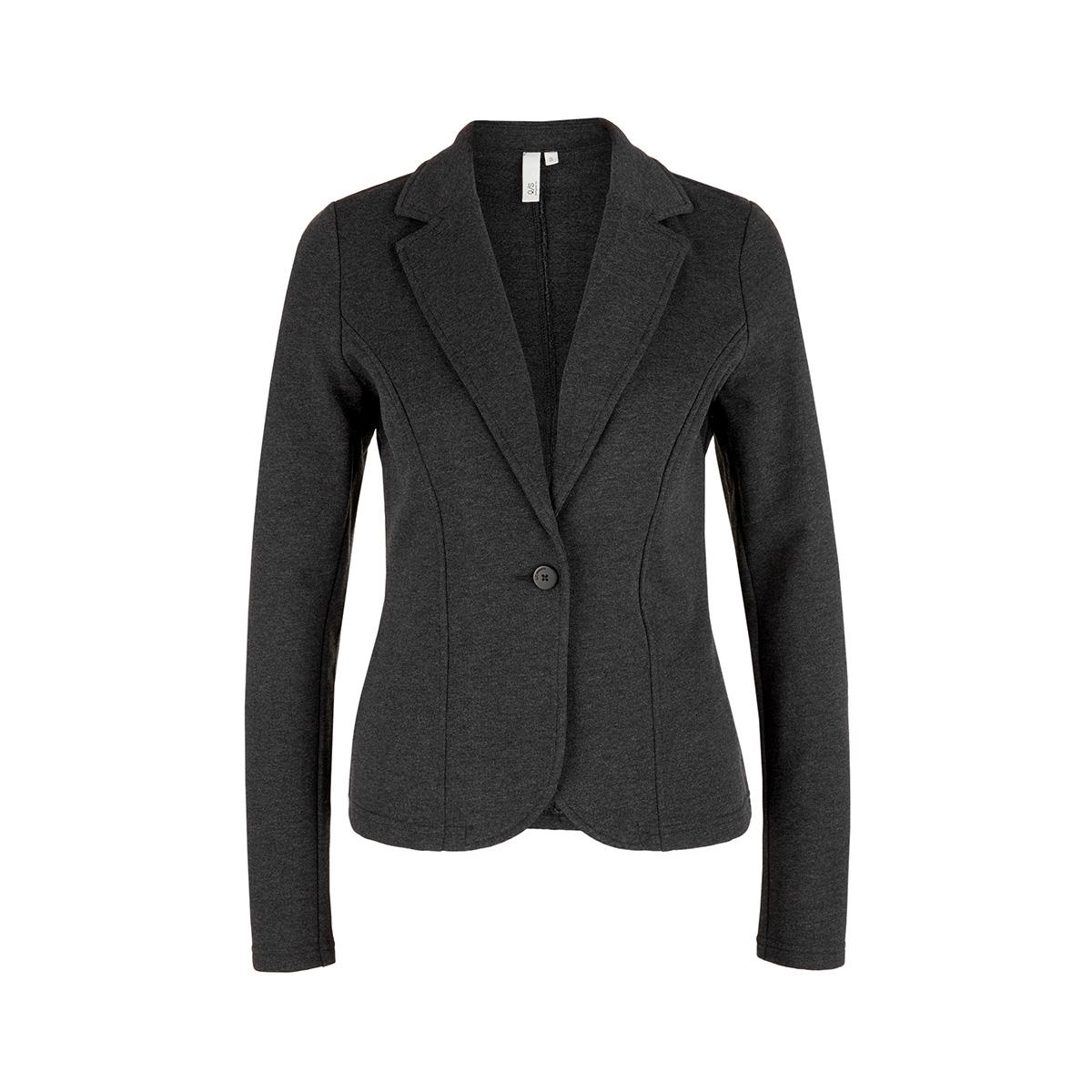gemeleerde blazer 46001434238 q/s designed by blazer 99w0
