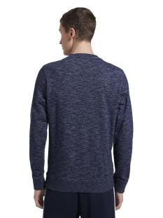 gemeleerde sweater 1018332xx12 tom tailor sweater 13684