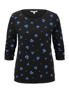 Tom Tailor sweater SWEATSHIRT MET ALL OVER PRINT 1016890XX71 21579