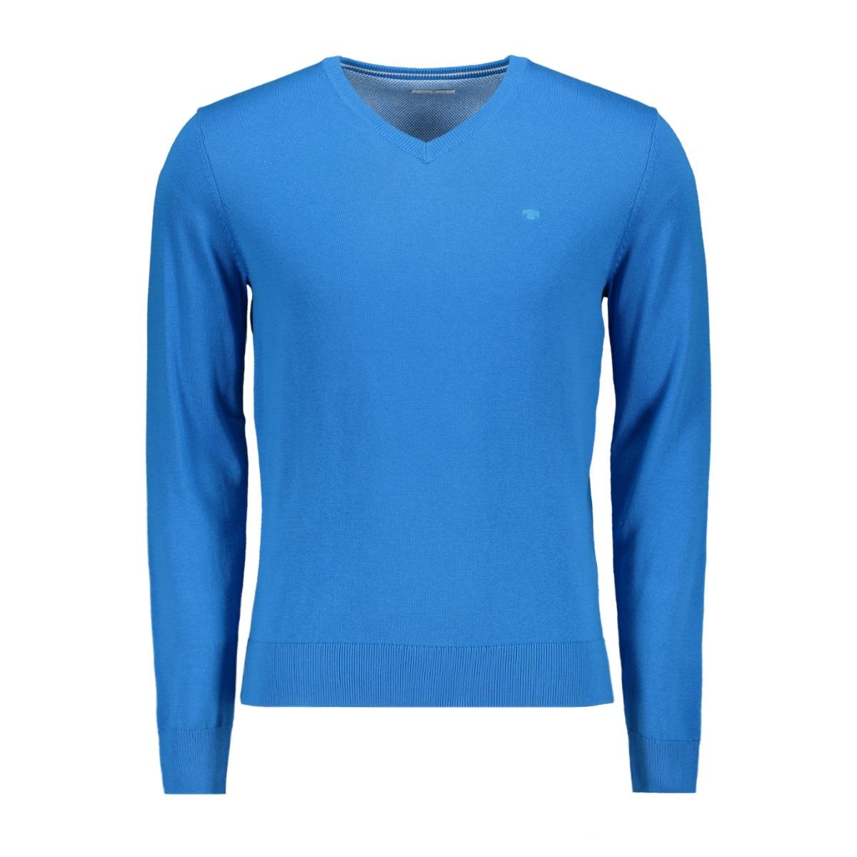 pullover met v hals 1018707xx10 tom tailor trui 16341