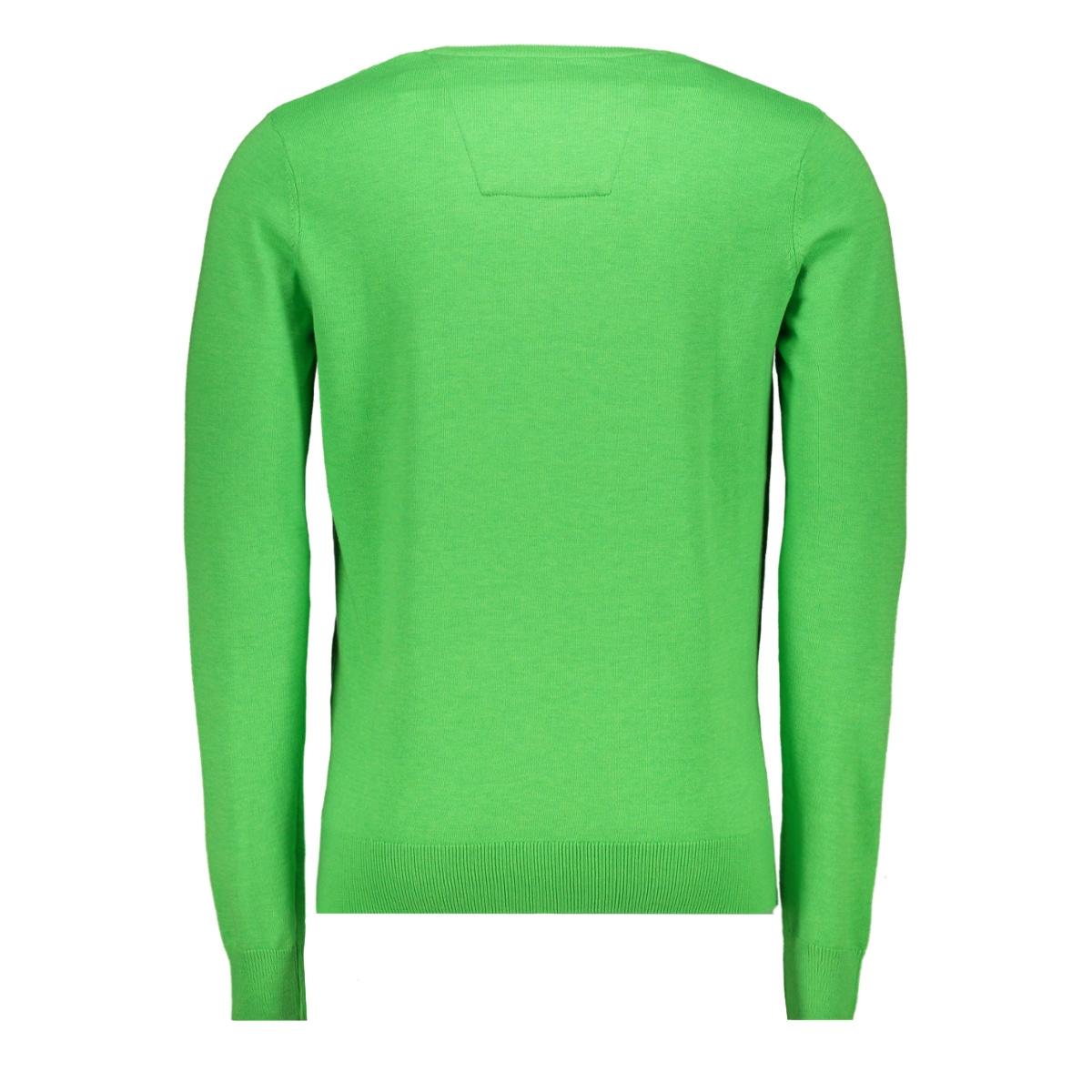 pullover met v hals 1018707xx10 tom tailor trui 21635