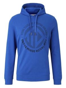 Tom Tailor sweater BEDRUKTE HOODIE 1019542XX12 21204