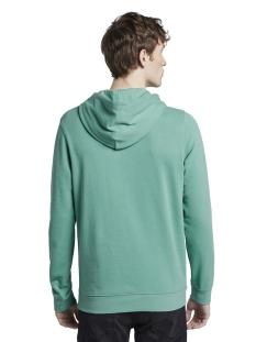 bedrukte hoodie 1019542xx12 tom tailor sweater 21206