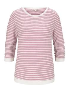 Tom Tailor sweater GESTREEPTE JAQUARD SWEATER 1017277XX71 21996