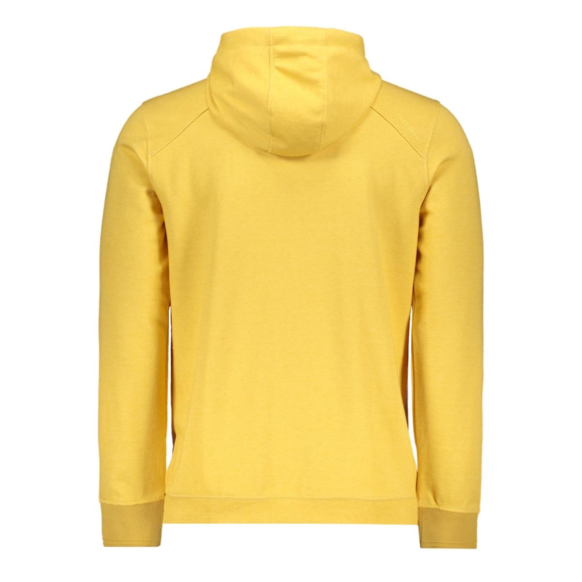 two tone interlock hoodie csw201404 cast iron sweater 1071