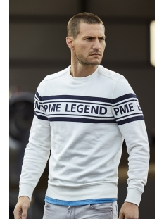 PME legend sweater CREWNECK SOFT SWEATER PSW201414 7003