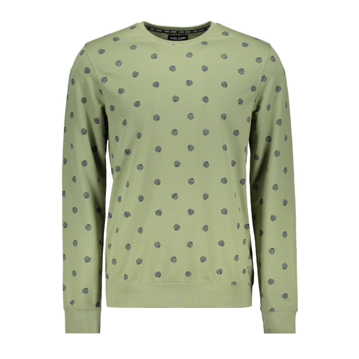 chris sw 40480 cars sweater 18 olive