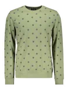 Cars sweater CHRIS SW 40480 18 OLIVE