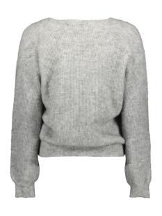 sweater v neck 20 603 0201 10 days trui light grey melee
