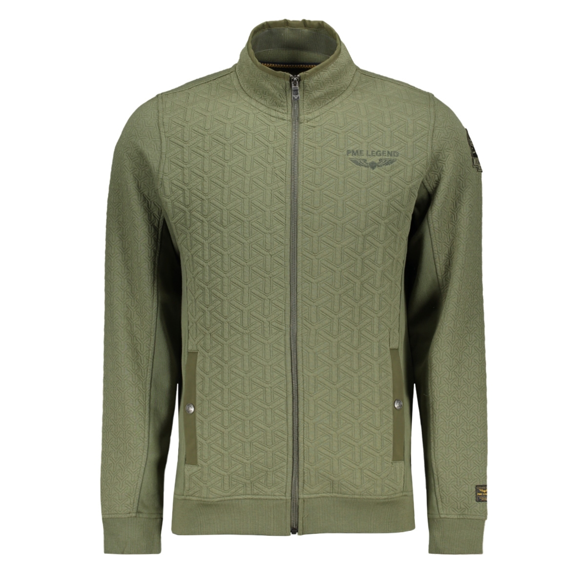 zip jacket structure sweater psw201402 pme legend vest 6149