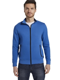 Tom Tailor Vest SWEATJACK MET OPSTAANDE KRAAG 1017580XX10 20587