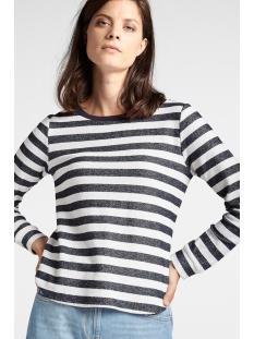 sweatshirt long sleeves 21201580 sandwich trui 10055 spring white