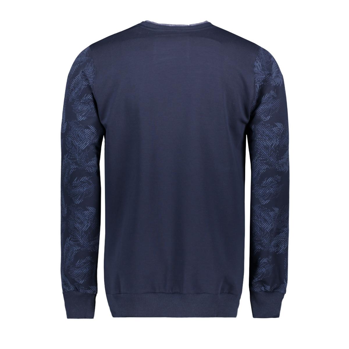 sweaters 77084 gabbiano sweater navy