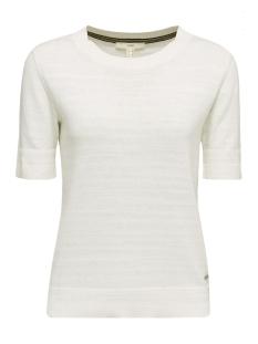 Esprit T-shirt TRUI MET KORTE MOUWEN EN EEN BASIC LOOK 030EE1I302 E110