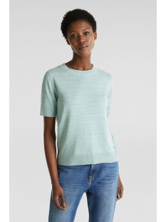 Esprit T-shirt TRUI MET KORTE MOUWEN EN EEN BASIC LOOK 030EE1I302 E390
