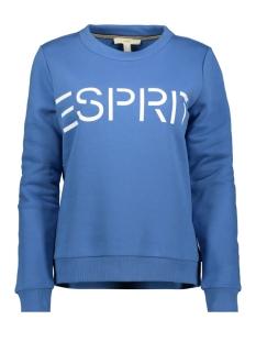 Esprit sweater SWEATSHIRT MET LOGO EN VROUWELIJKE HALS 010EE1J301 E412