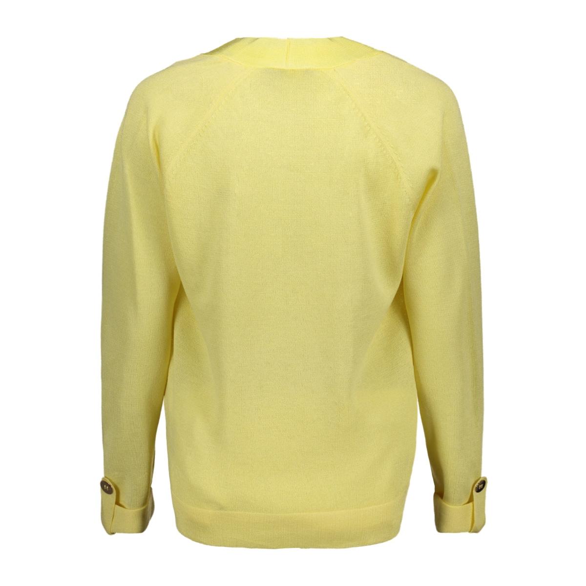open vest van crepegaren 030eo1i305 esprit collection vest e760
