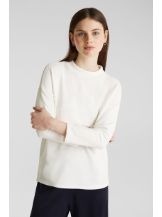Esprit Collection sweater SWEATSHIRT MET OPSTAANDE KRAAG 030EO1J301 E100