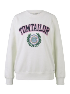 Tom Tailor sweater SWEATER MET PRINT 1016466XX71 10332