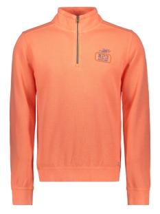 NZA sweater OAMARU 20CN301 641 PEACH ORANGE