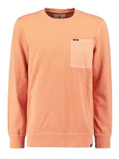 Garcia sweater TRUI MET BORSTZAKJE P01260 945 Papaya