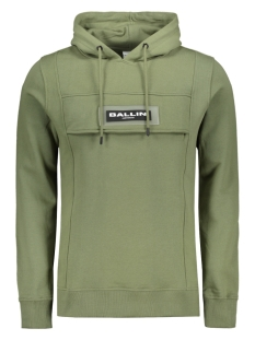 Ballin sweater 20019302 BALLIN SS20 LT ARMY