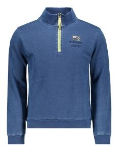NZA sweater TAHAROA 20AN307 396 INDIGO