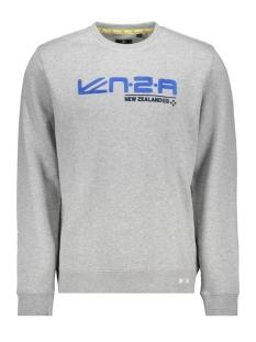 NZA sweater WAHAROA 20AN310 70 GREY MELANGE