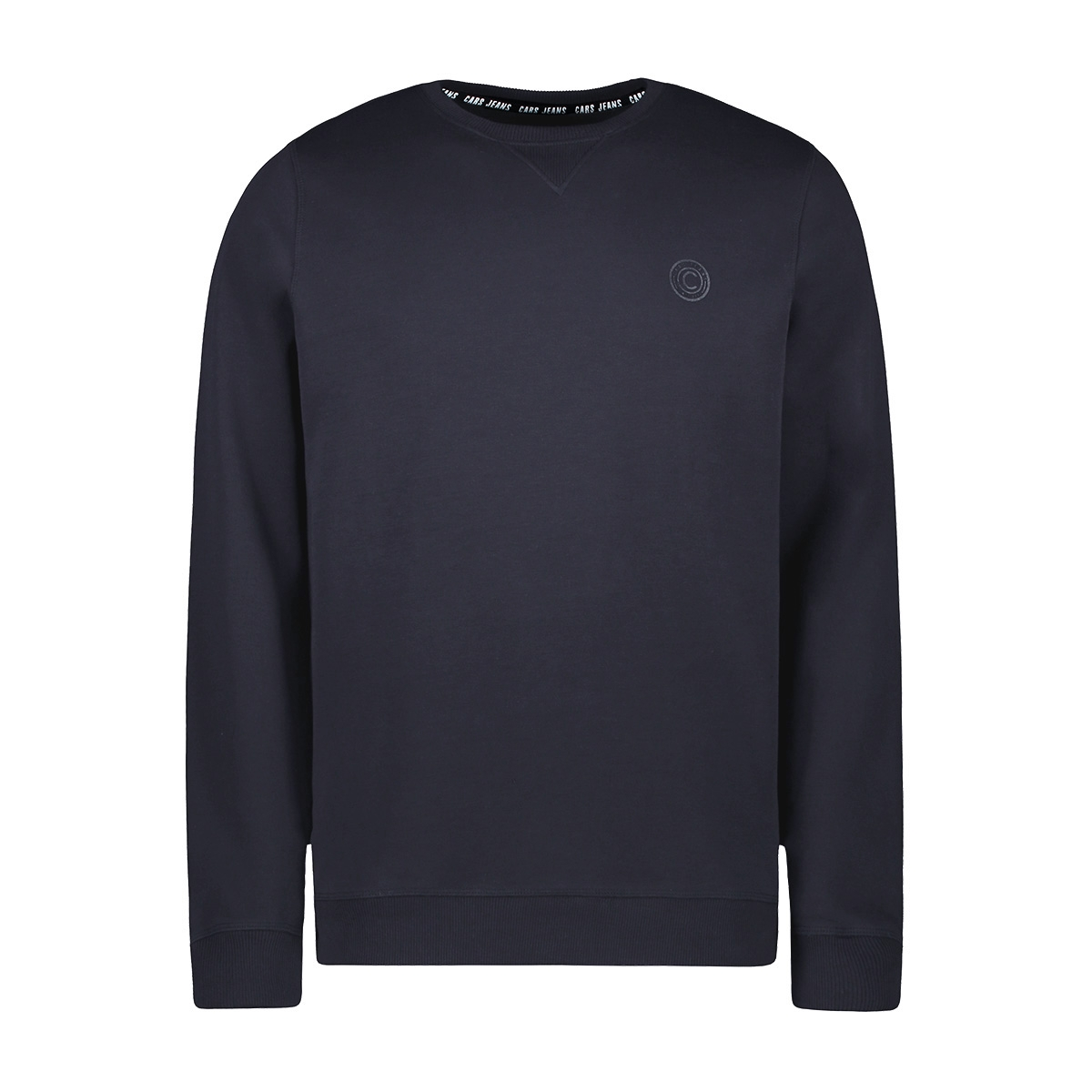 fenners crew neck 45060 cars sweater 12 navy