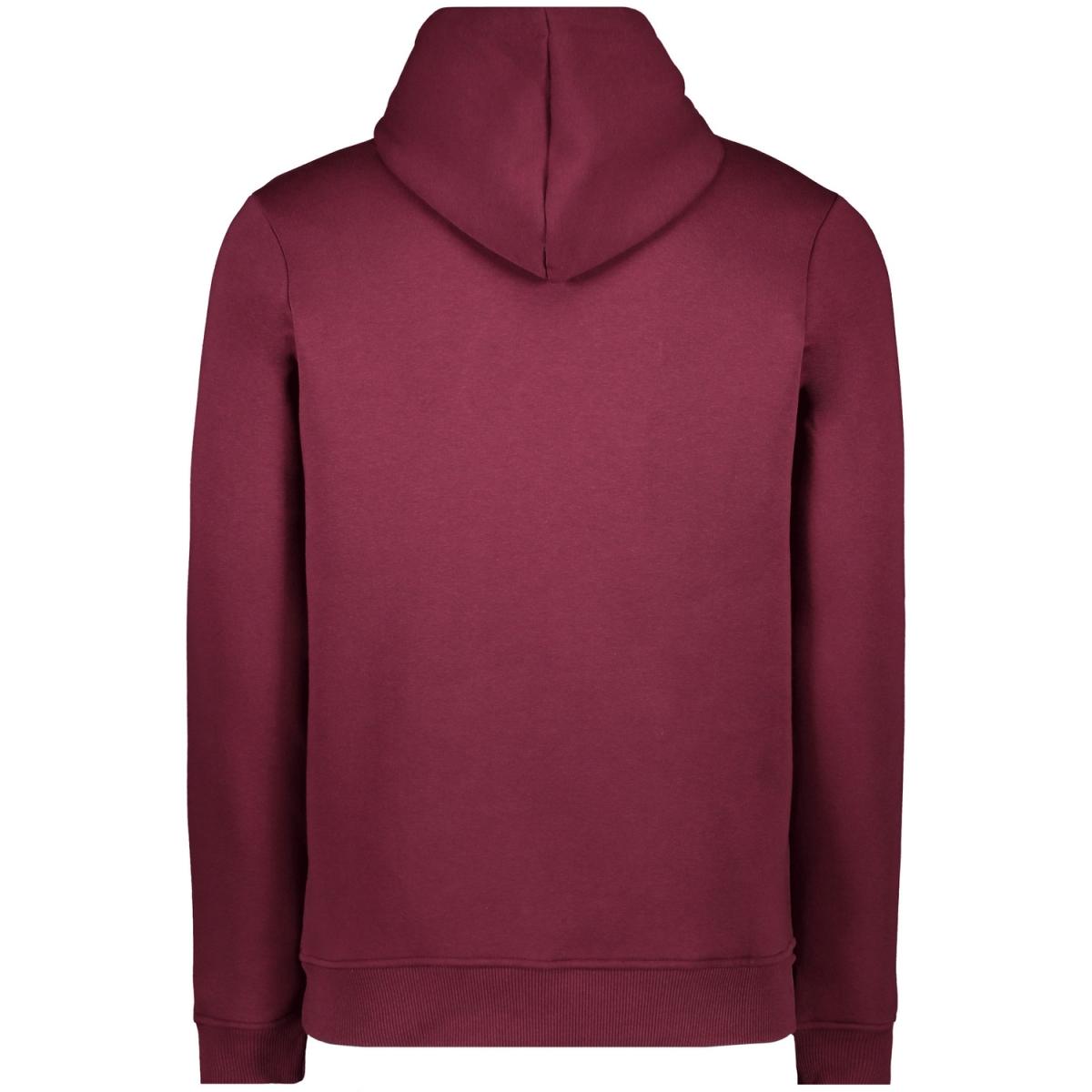 kimar hood sw 40379 cars sweater 58 bordeaux