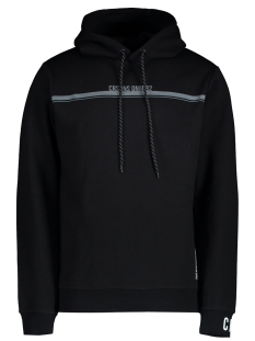 Cars sweater ASCOY HOODED SW 49750 01 BLACK