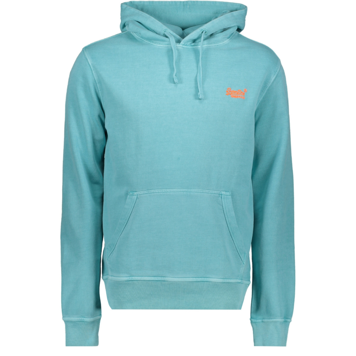 ol pastelline hood m2010044a superdry sweater pastelline turquoise