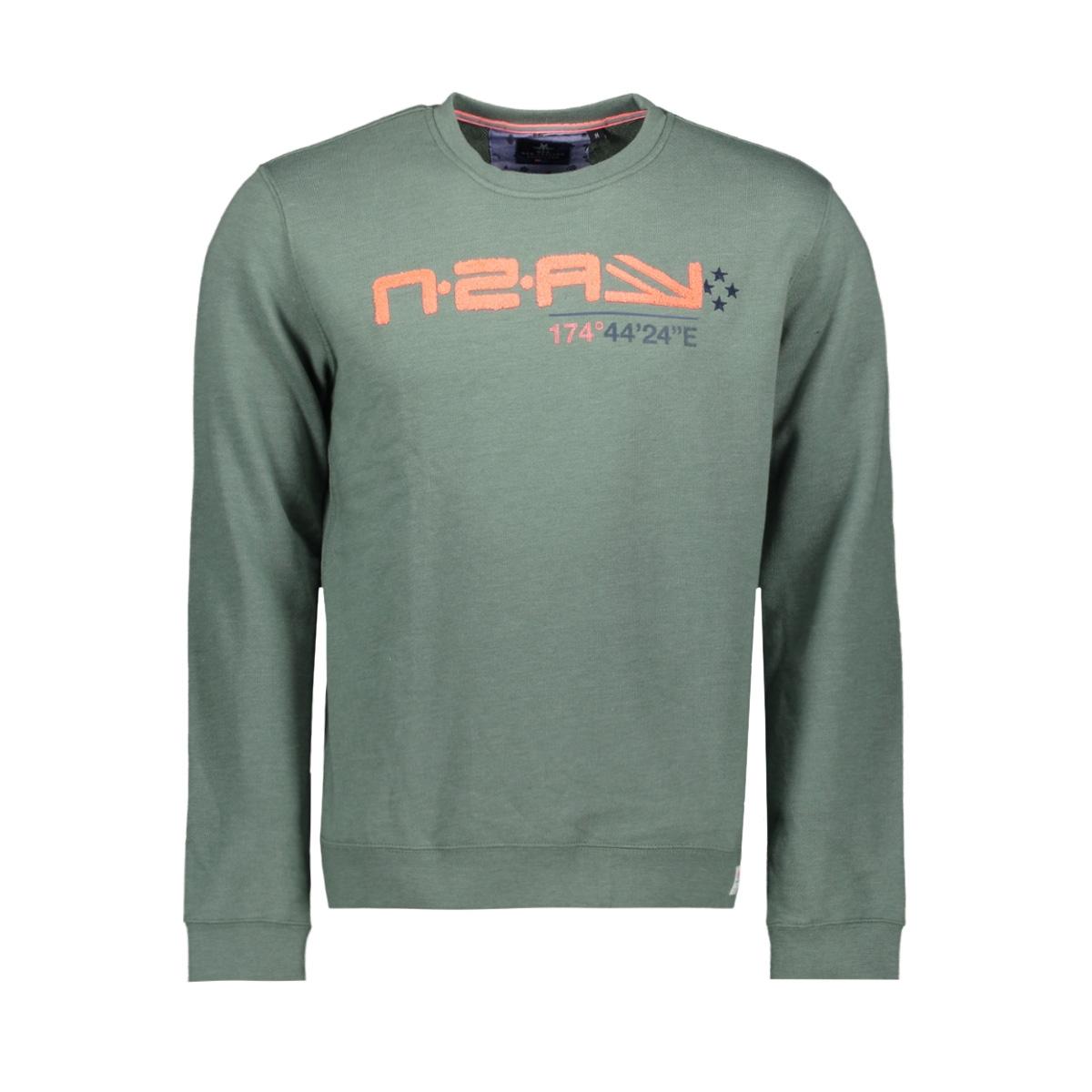 waiotama 19an300 nza sweater 486 spring army