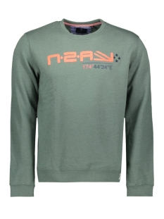 NZA sweater WAIOTAMA 19AN300 486 Spring Army