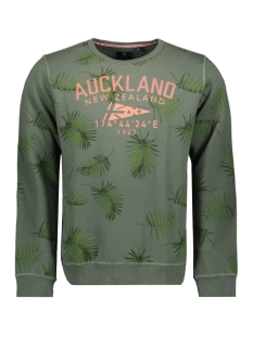 NZA sweater TAHAKOPA 19AN306 486 Spring Army