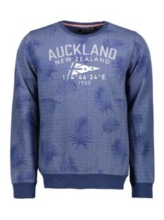 tahakopa 19bn306 nza sweater 375 blue melange