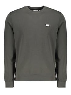 Antony Morato sweater BASIC MMFL00691 4050 GREEN