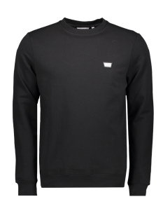 Antony Morato sweater BASIC MMFL00691 9000 BLACK