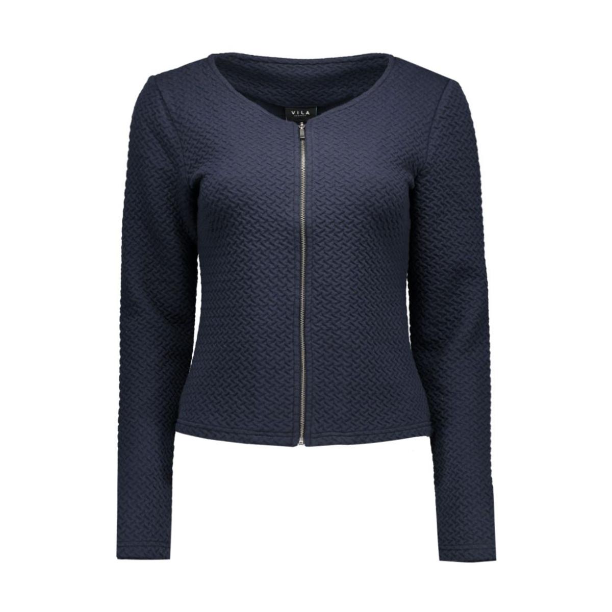 vinaja new short jacket-noos 14032657 vila vest total eclipse