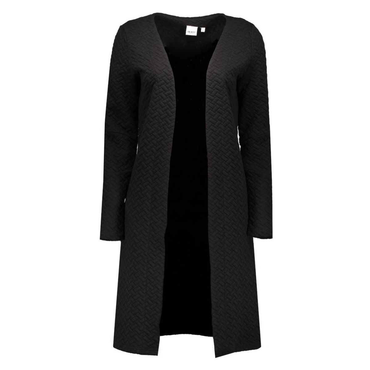 objcamden long sweat blazer noos 23022850 object blazer black