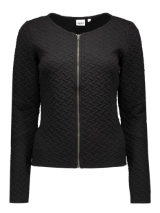 objcamden  l/s sweat blazer noos 23022851 object vest black