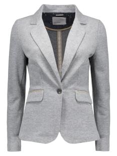 Vero Moda Blazers VMJULY SUEDE LS BLAZER 10158270 Dark Grey Melange