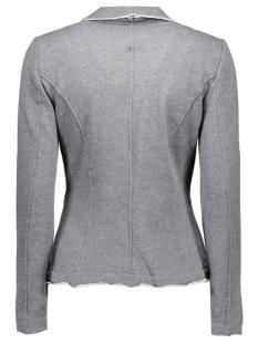 vmsiff ls blazer dnm a 10161878 vero moda blazer medium grey melange