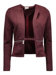 vmstructure l/s blazer 10160277 vero moda blazer decadent choco