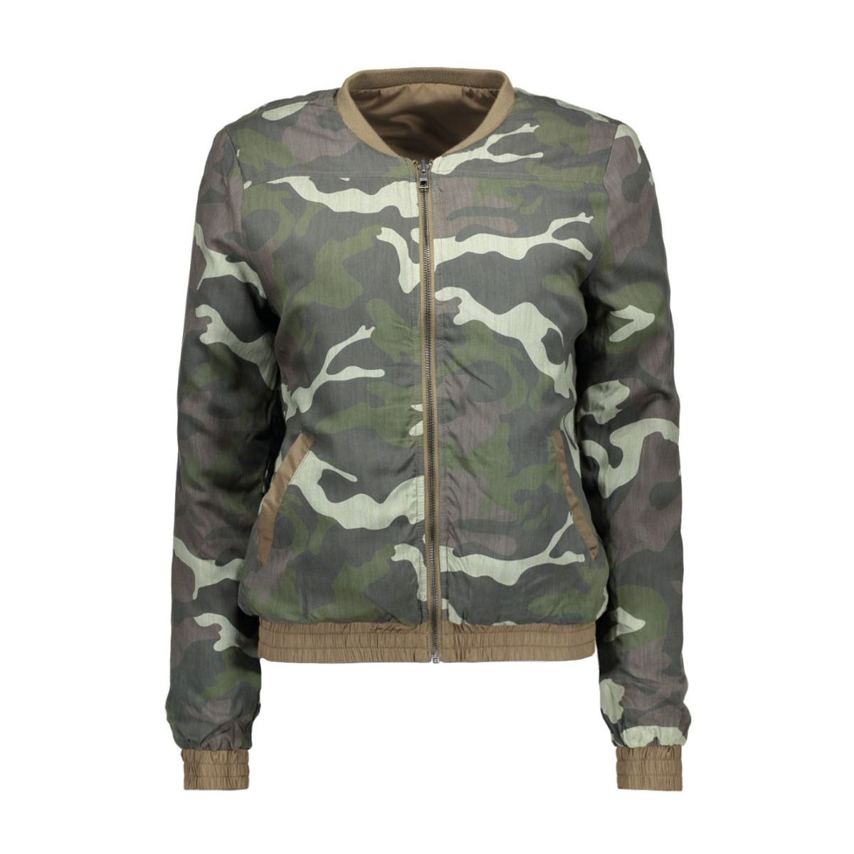 onlsmoke camo bomber jacket otw 15130581 only jas tarmac