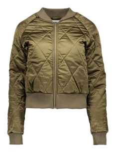 NMPILOT L/S BOMBER JACKET REP. X 10168857 Ivy Green