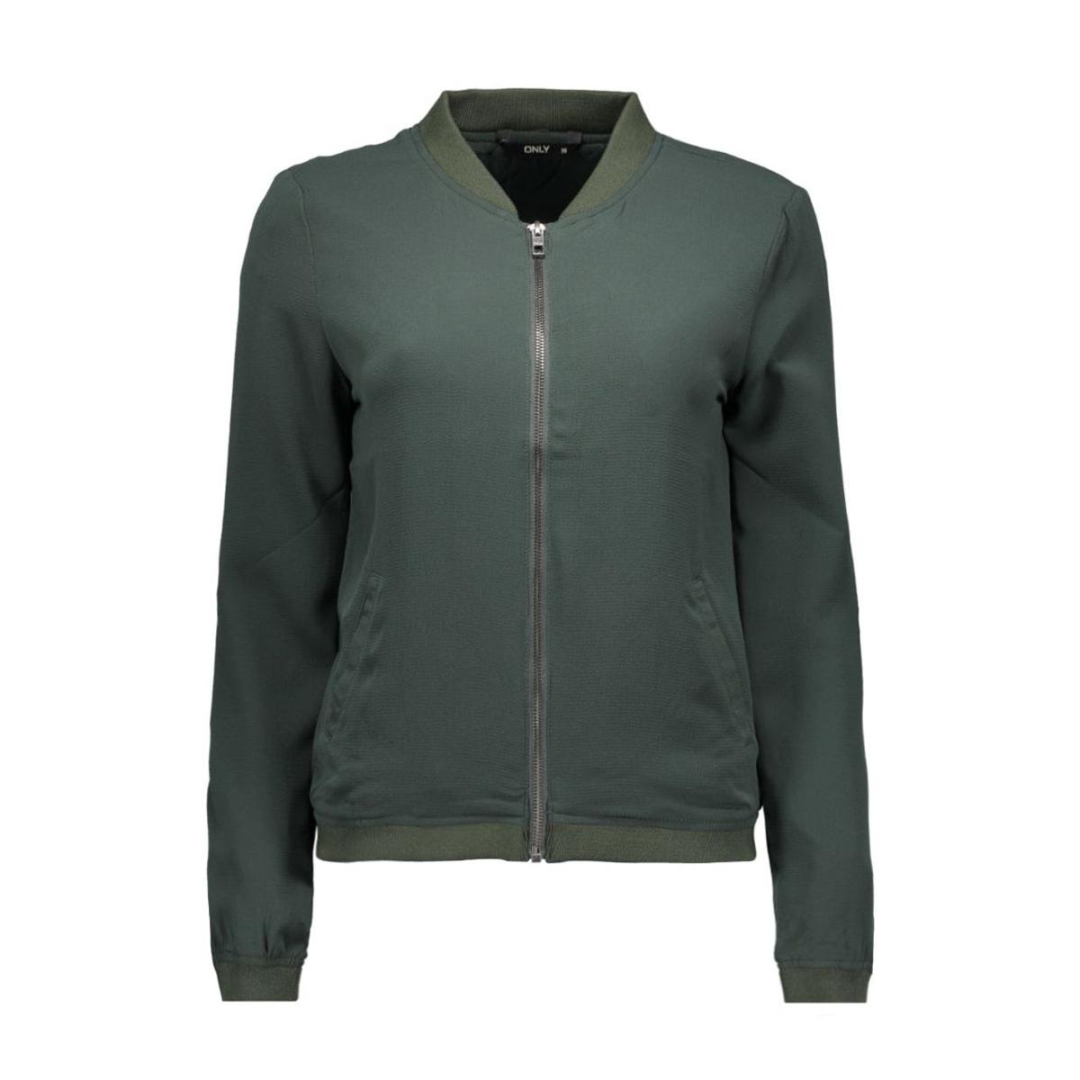 onlnova lux bomber jacket solid wvn 15125056 only jas jet set