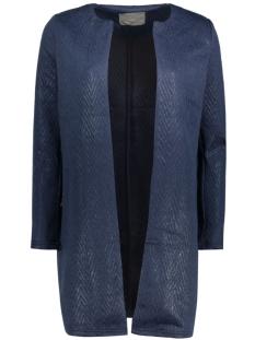 vmstructure w/l long blazer 10165250 vero moda vest navy blazer